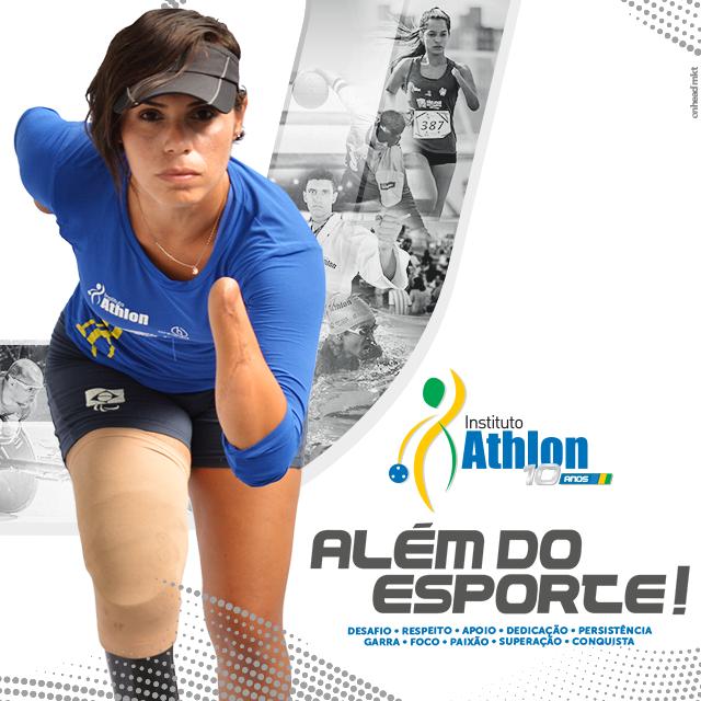 Instituto Athlon - 10 anos além do esporte